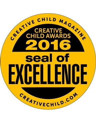 Creative Child Awards_Seal of Excellence