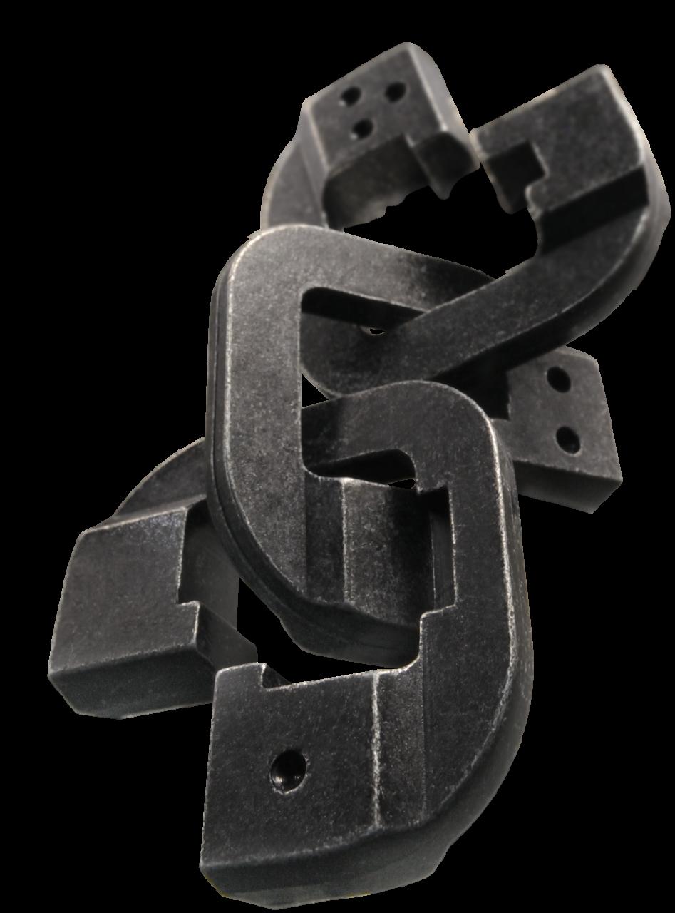 Головоломка HUZZLE CAST 515111 Цепь<br>
