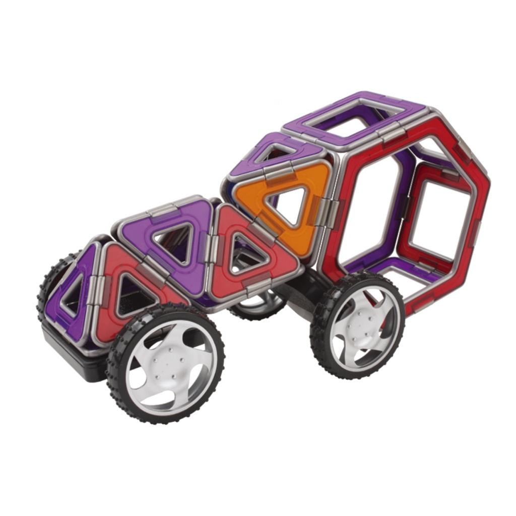 Магнитный конструктор детская площадка