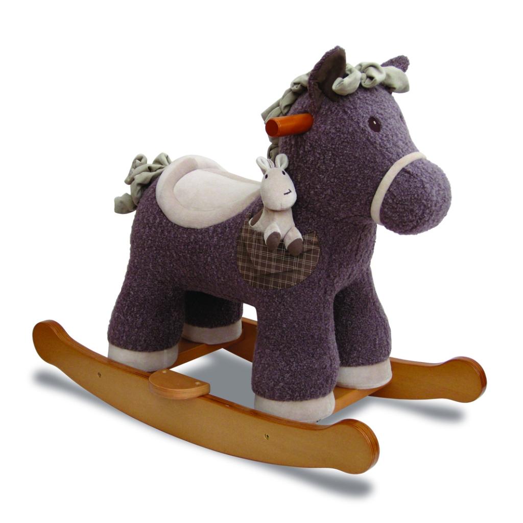 Детская каталка pilsan лошадка - это очаровательная качалка стимулирует моторные навыки, развивает вестибулярный аппарат, ловкость и координацию движений.